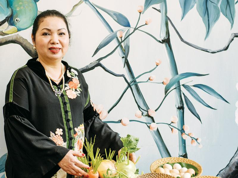 Doanh nhân Nguyễn Thị Minh Thu với khát vọng đưa ẩm thực cổ truyền ra thế giới