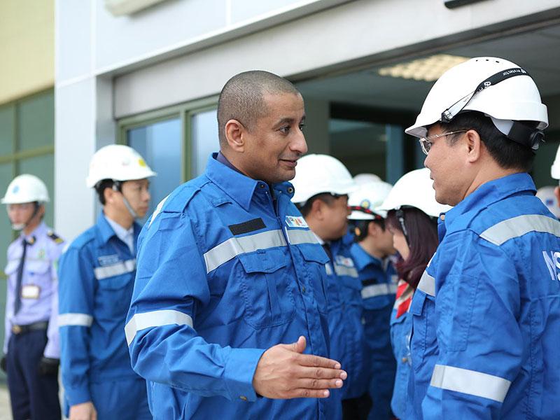 Lọc hóa dầu Nghi Sơn sản xuất thành công sản phẩm dầu DIESEL
