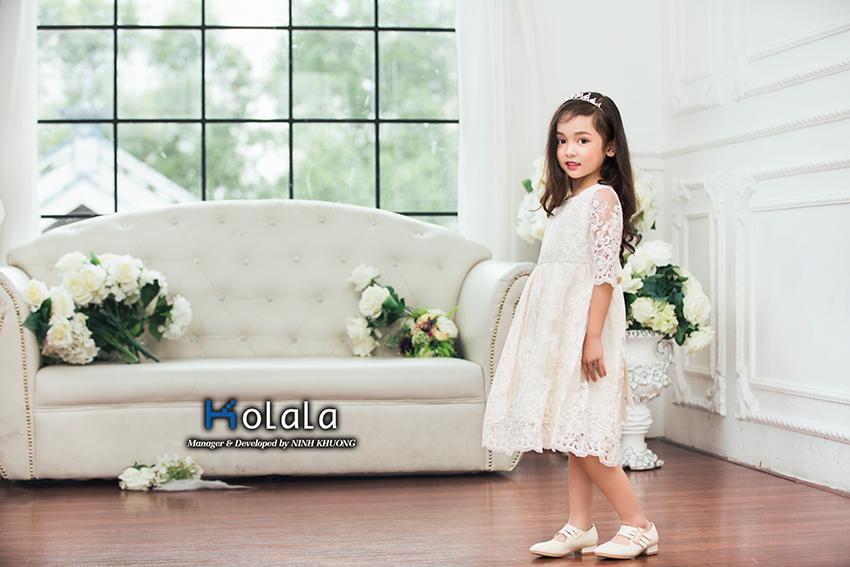 Thêu tay - thời trang trẻ em - quà tặng cao cấp - Ninh Khương